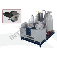 China Large scale 2-component Polyurethane High pressure machine,Foaming and pouring machine factory