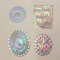 China Hologram/Security Labels/Laser/Void/Security/Warranty Void Stickers, Customized Design factory