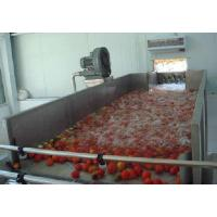 Buy cheap Industrialized Fruit And Vegetable Processing Line For Date Washing And Elevator from Wholesalers