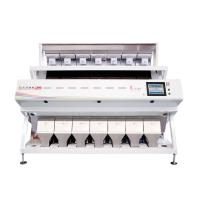 Buy cheap Automatic CCD Steamed Rice Color Sorter Rice Processing Machine 7 Channels from Wholesalers