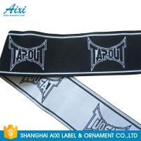 China Customized Printed Elastic Waistband For Popular Underwear / Cothing factory