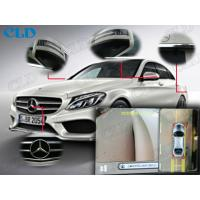 Buy cheap Wide Angle Dvr Car Parking Cameras System High Resolution Ccd Waterproof for Benz C from Wholesalers