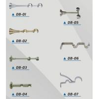 Buy cheap Double curtain rod brackets from Wholesalers