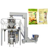 China 3Ph 380V Granule Packing Machine , Electric Driven Type Chips Packing Machine factory