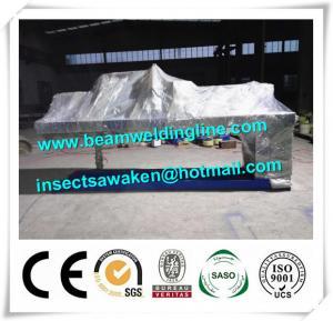China Longitudinal Seam Welding Manipulator / Straight Seam Welding Machine factory
