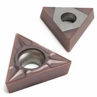 Buy cheap Multi Layer Coating Carbide Tool Inserts For Steel Iron Processing from Wholesalers