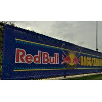 Buy cheap SGS Promotional Mesh Vinyl Banner Great For Windy Outdoor Locations from Wholesalers