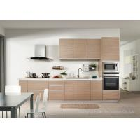 Buy cheap 18mm E1 grade white MFC melamine face chipboard Kitchen Cabinet from Wholesalers