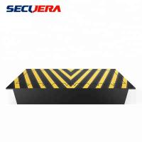 China High Pressure Double Crank Automatic Road Barriers Durable With 3 Years Warranty factory