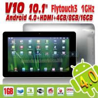 Buy cheap Android 4.0 Tablet PC/UMPC/MID/Laptop V10 from wholesalers