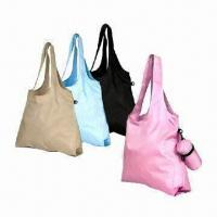 China 100% Recycled Bag, Made of RPET Bottle Material, Foldable factory