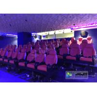 China Cabin Cinema Motion Flight Simulator Movie Theatre With Different Movie Posters factory