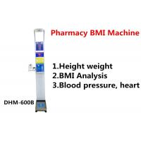 China body analyzer body fat scale CE Approved Russia and Ukrainian Height weight scale factory