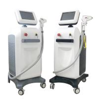 China new design 808nm diode laser machine permenat hair removal with painless hair removal for besuty salon on sale