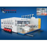 Buy cheap Automatic Flexo Printer Slotter Machine For Carton Box Making from wholesalers