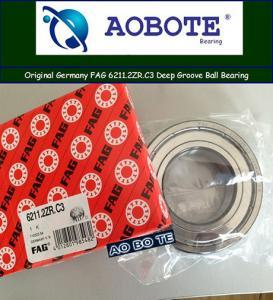 China FAG Roller Bearings 6211.2ZR.C3 , Deep Groove Ball Bearing on sale