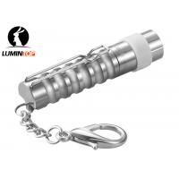 Buy cheap Colored Everyday Carry Flashlight Great Design Key Chain Small Size from Wholesalers