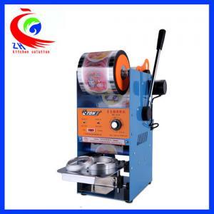 Buy cheap Semi Automatic Sealer Coffee Shop Equipment Plastic Bag Sealing Machine from Wholesalers