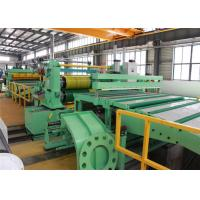 China Heavy Load Stainless Steel Slitting Machine High Linear Speed Long Durability Easy Operation factory