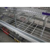 China Professional Chicken Layer Equipment 8 Tiers Smooth Surface Simple Structure factory