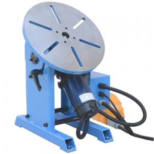 China Tilting 2200mm Lifting Flange Welding Rotary Positioner Table factory