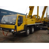 China XCMG All Terrain 50 ton boom truck QY50KA 42000kg Total weight in travel factory
