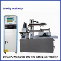 Buy cheap Cutting product fast speed cnc edm wire cutting machine low price DK7732 from wholesalers