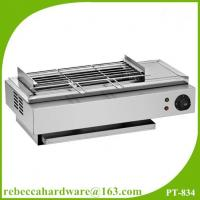 Buy cheap Electric barbecue grills stainless steel smokeless bbq grill from Wholesalers
