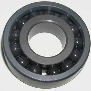 Buy cheap High Speed Ceramic Bicycle Bearings Nylon Ball Bearing Single Row from Wholesalers
