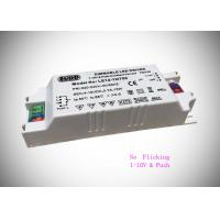 Buy cheap Waterproof 0 10v Dimming Led Driver , 40W 500ma Constant Current Led Driver from Wholesalers