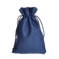 China Colored Small Linen 9cm Promotional Gifts Bags factory