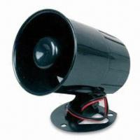 China One/Six Sounds Car Horn with 4Ω Voice Coil Impedance and 20W Output Power factory