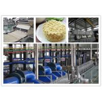 Buy cheap Hot Air Drying Instant Noodle Making Machine Production Line Without Oil from Wholesalers