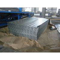 Buy cheap Galvanized Corrugated Zinc Roofing Sheet from wholesalers