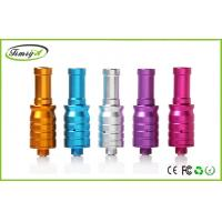 Buy cheap Dry Herb Aluminum mini RDA Rebuildable Atomizer With 510 Ego Battery / Drip Tip from Wholesalers