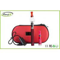 China Green Smoke Wax / Dry Herb E Cig Glass Globe Atomizer 650mAh With Ego / Evod Battery on sale