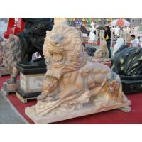 China One pair of Lions sculpture from China factory