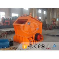 Buy cheap Horizontal Shaft Stone Crushing Equipment Mobile Wear Resistance Energy Saving from Wholesalers
