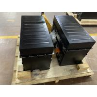 China 372.3V 140Ah Special Vehicle Battery With UL Battery cell And  VDA Module For Electric Sweep vehicle factory