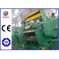 Buy cheap PLC Controlled Customized Two Roll Mill Open Mixing Mill Rubber Mixing Mill from Wholesalers