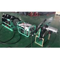 China hdpe butt welding for pipes & fittings factory
