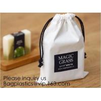China Cotton Muslin Bags Cotton Drawstring Pouch Gift Bags with Drawstring for Party Supplies Daily Use,Multi-purpose Cotton C factory