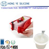 Buy cheap Platinum food grade silicone rubber for cup cake mold making to Europe from Wholesalers