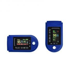 China Accurate Contec Pulsossimetro Da Dito Fingertip Oxygen Oximeter factory