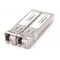 Buy cheap HP Compatible SFP+ Optical Transceiver , Gigabit SFP Module LC Connector Interface from Wholesalers