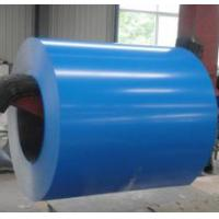 Buy cheap 0.5mm thickness colour coated steel coil from Wholesalers