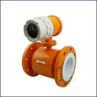 Buy cheap Explosion-proof and leakproof  Electromagnetic water Flow Meter for Chemical Industry from Wholesalers
