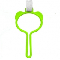 Buy cheap Hands Free Waste Bag Carrier , 9X5CM Non Toxic Dog Poop Bag Clips from wholesalers