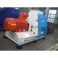 China Simple Operation Cassava Hammer Mill Dripping Shape For Alcohol Industry factory