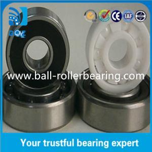 OD 5mm - 200mm 6019 2RS Ceramic Ball Bearings Si3N4 ZrO2 Wear Resistant
